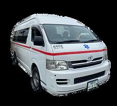 新宿1号車ハイエース