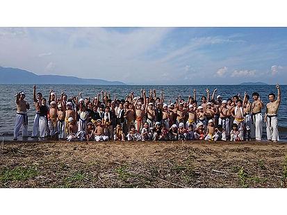 夏合宿・琵琶湖