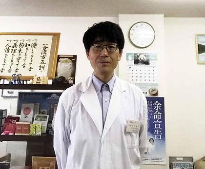 【薬剤師・鍼灸師】 吉田優平