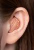 補聴器カスタム着用イメージ