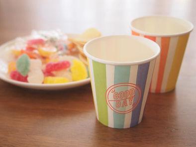紙皿紙コップ