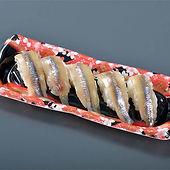 北海道極上ししゃも寿司