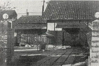 戦後建立の仮仏堂