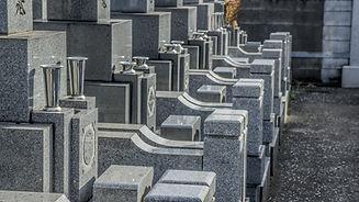 霊園のお墓