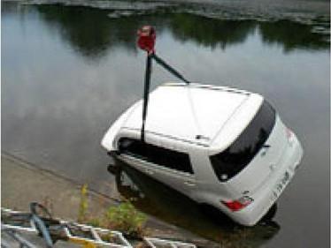 事故車引き上げ④