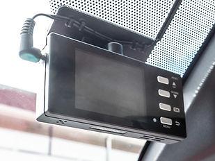 ドライブレコーダーの写真