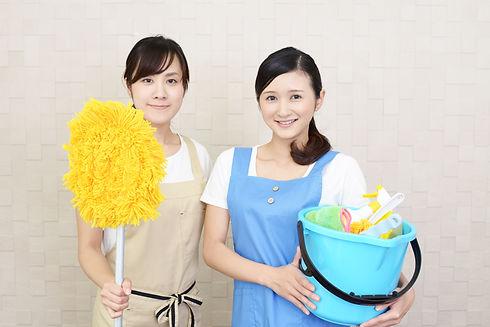 清掃スタッフ