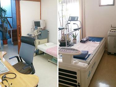 篠原内科診療室