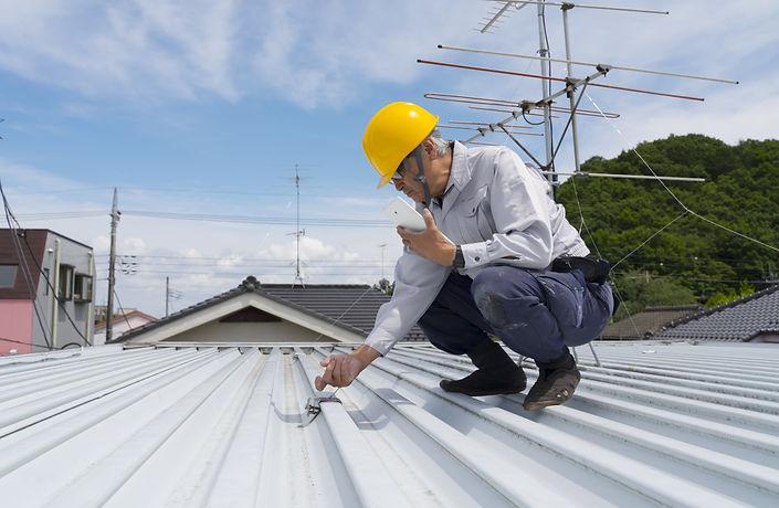屋根塗装チェック