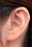 補聴器レシーバー分離型着用イメージ