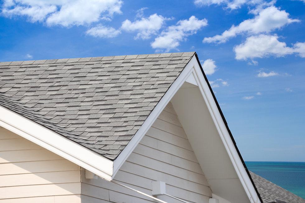 三角の屋根