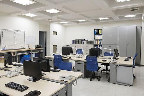 オフィスと電気