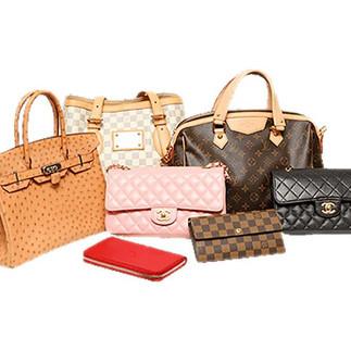 色々なブランドバッグ