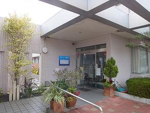 医院表玄関
