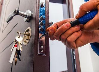 家の鍵交換