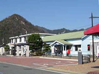 JR播磨新宮駅