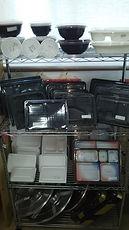食品包装容器
