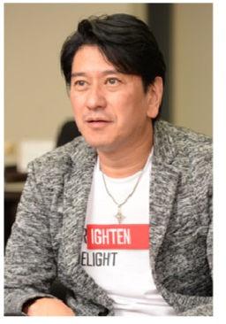 川崎麻世さん