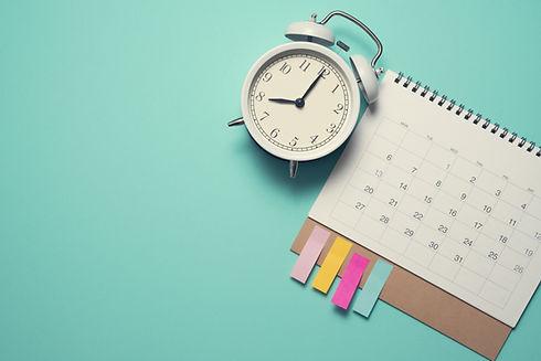 時計と手帳