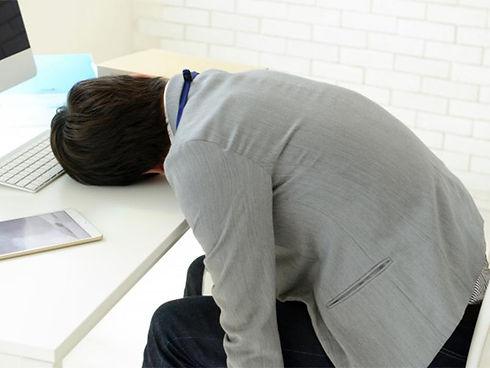 睡眠中に数十回の無呼吸が起こると…