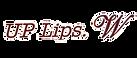 アップリップス・Wロゴ