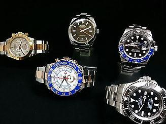 高級時計・ブランド品買取