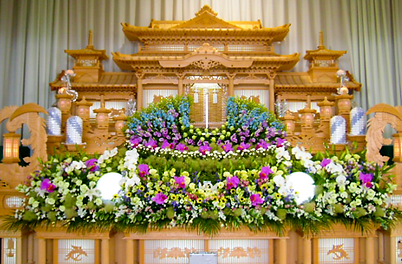 白木祭壇コース