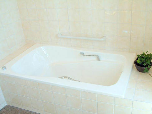 綺麗な風呂