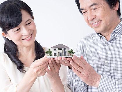 住宅を考える夫婦