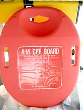 CPRボード