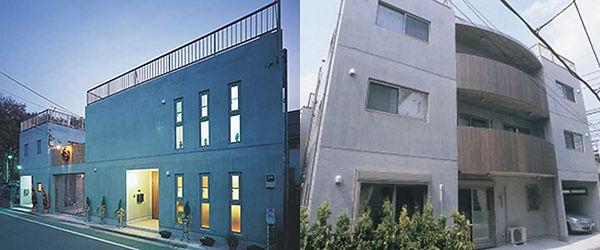 鉄筋コンクリート住宅の画像2枚