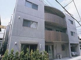 鉄筋コンクリートの賃貸併用住宅