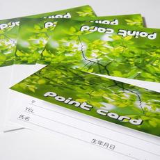 各種カード印刷