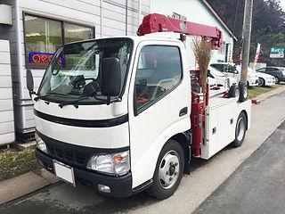 CAR・CRESTレッカー車