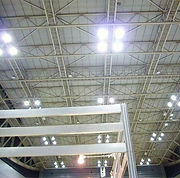 工場・倉庫の照明工事