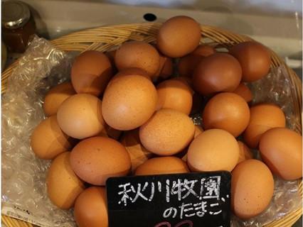 秋川さんちの新鮮たまご