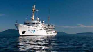 NOAA's 2021 Hydrographic Survey Plans