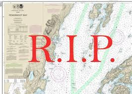 Nautical chart cancellation process, timelines, and strategic approach webinar