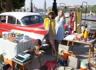 Car Boot Sales - Useful resource or a pile of old junk ?
