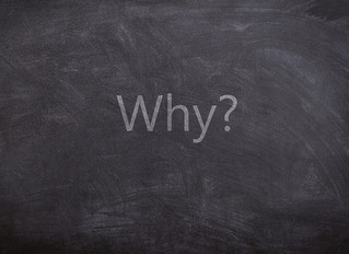 "Find your ""why?"" and ease through  your decluttering."