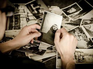 Decluttering sentimental items… a few handy hints
