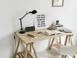 Working from home - Is your space helping or hindering you?