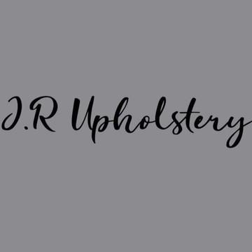 JR Upholstery Logo