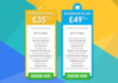 OLSO Marketing - Monthly Web Design Pack
