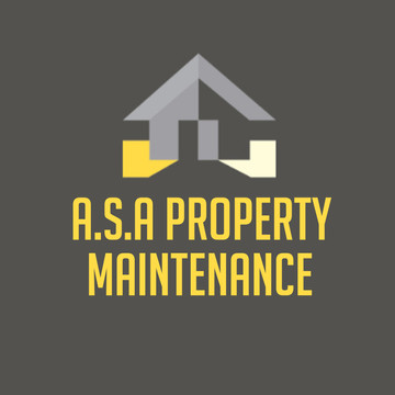 A.S.A Property Maintenance Logo