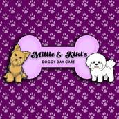Millie & Kikis Doggy Day Care Logo