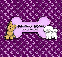 Millie & Kikis Doggy Day Care logo