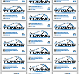 Performance Tuning SW Business Card Soci