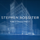 Stephen Rossiter Fire Consultancy Logo