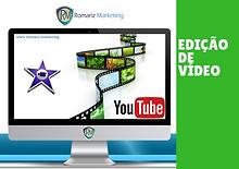 Edição de Vídeo | Romariz Marketing